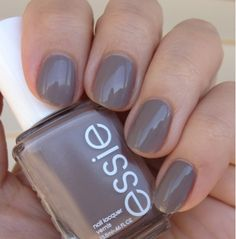 Nubbins! With Essie Miss Fancy Pants | polish insomniac