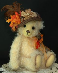 Bears*n*Bling - this is Autumn - they are ALL so adorable!!!
