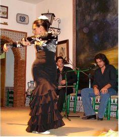 Patrones de Costura Flamenca: Patrón para Falda Flamenca Carmen