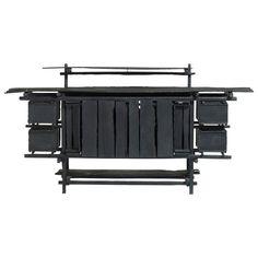 Gerrit Rietveld Elling Cabinet by Maarten Baas Timber Furniture, Cabinet Furniture, Furniture Decor, Modern Furniture, Furniture Design, Furniture Storage, Design Minimalista, Vintage Storage, Inexpensive Furniture