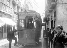 Elevador Estrela-Camões, 1913