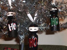 Ninja Christmas Star Shuriken Ornament by Autumn2May | Stuff I ...
