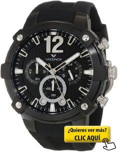 Reloj Viceroy Magnum 47633-55 Hombre Negro #reloj