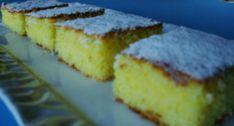 Recepti - Kolač od limuna i kokosa Croatian Recipes, Small Cake, Homemade Cakes, Cornbread, Cake Recipes, Recipies, Cheesecake, Deserts, Coconut