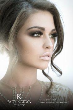 Smokey Eyes Wedding Makeup & Bridal Makeup Tips - The Beauty Look Beauty Make-up, Beauty Hacks, Hair Beauty, Beauty Tips, Wedding Makeup Tips, Bridal Makeup Looks, Bridal Makeup For Green Eyes, Nude Makeup, Hair Makeup