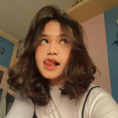 Cute Asian Girls, Cute Girls, Girl Short Hair, Short Girls, Madison Beer Hair, Indie Hair, Cool Girl Pictures, Cute Girl Face, Aesthetic Hair