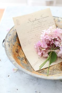 This would be sweet to leave a love letter to your husband beside the bed  or a note to your houseguest!