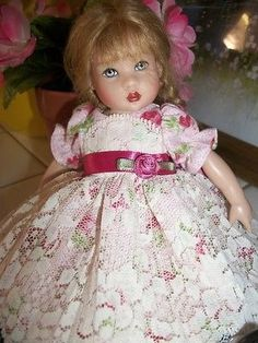 Roses and Lace for Riley Kish Doll