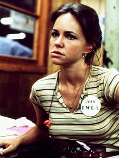 Norma Rae....filmed in and around Lee County, Alabama...my home.
