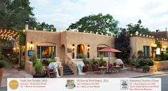 Top 10 Pet-Friendly Properties in the U.S.:   Inn of the Five Graces, Santa Fe, New Mexico