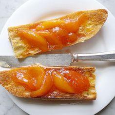 Apricot-Riesling Jam Recipe - Bon Appétit