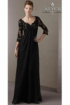 Alyce Designs Evening Dress- TheRoseDress.com