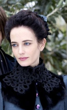 "rioravision:  ""Eva Green as Vanessa Ives in Penny Dreadful, 2014  """