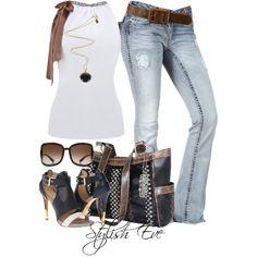 Noha by stylisheve on Polyvore
