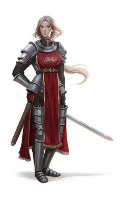 knight by chazillah.deviantart.com on @DeviantArt