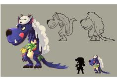 - Wulfsheep - Skywind Heroes - Pet and Monster Artwork. Challenge, Fight and Catch Them Some monster can be capture and some are not #SWH #Faveo #artwork #art #MMORPG #Freeonlinegame #onlinegame #Webgames