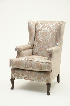 Completed Jim Dickens Armchair