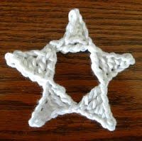 Star Crochet Pattern 120512D - Lots of Crochet Stitches