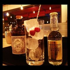 Monkey 47 & Fever Tree