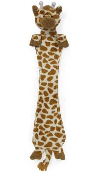 Cute giraffe would be perfect for a reader's stocking. Giraffe Page Pals Plush Bookmark by Ganz