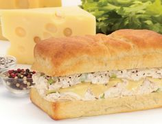 Earl Of Sandwich® disney  Tuna Melt Albacore Tuna Salad & Swiss