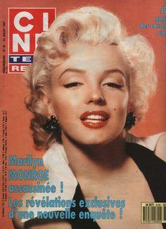 Marilyn Monroe - Magazines Covers - Marilyn Magazines