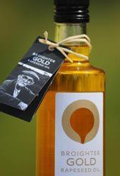 Broighter Gold rapeseed oil