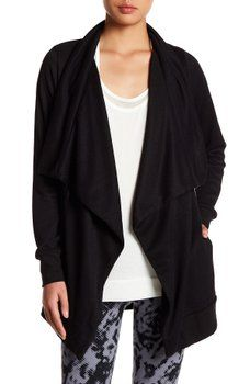 Zobha Activewear - Long Sleeve Knit Jacket