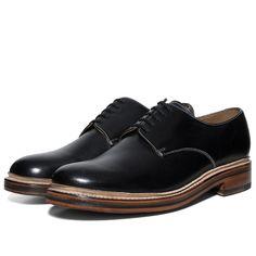 Grenson Curt Gibson Shoe/Black
