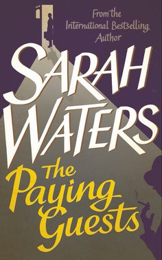 The Paying Guests (PDF eBook) - A Historical Fiction Novel by Sarah Waters. Book Club Books, New Books, Good Books, Books To Read, Fall Books, Reading Lists, Book Lists, Best Books Of 2014, Paying Guest