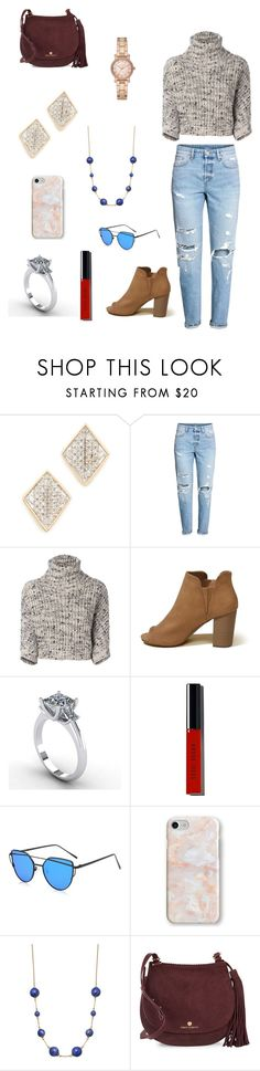 """""""#streetwear!"""" by zhimyahampton ❤ liked on Polyvore featuring Adina Reyter, H&M, Brunello Cucinelli, Hollister Co., Bobbi Brown Cosmetics, Recover, Astley Clarke, Vince Camuto and Michael Kors"""