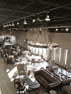 Darkhorse Distillery | Kansas City Wedding Venue #reception