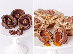 20 doces com sabores novos e diferentes para o casamento - Constance Zahn | Casamentos