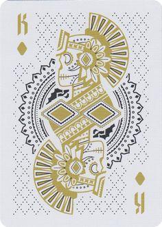 Muertos Playing Cards