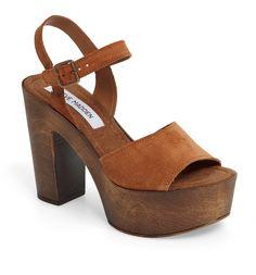 eab37f14e887 Main Image - Steve Madden Lulla Platform Sandal (Women) Steve Madden Shoes