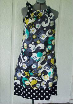 Adult Size PillowCase Dress Daisy Doodle Pick your by KootieZ