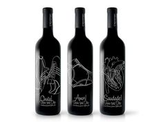Nostalgia Wine on Packaging of the World - Creative Package Design Gallery