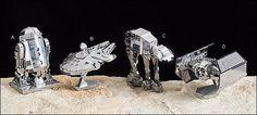 Star Wars™ Metal Model Kits - Lee Valley Tools