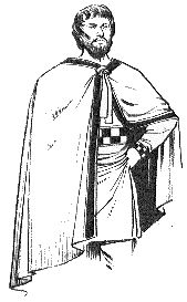 Resultado de imagen para vestimenta primitiva edad media