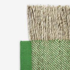 Danskina rugs and wall coverings - Mark your space Textile Fiber Art, Textile Prints, Home Textile, Textile Design, Design Industrial, Weaving Textiles, Passementerie, Weaving Projects, Carpet Colors