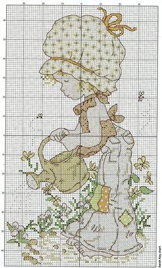 ru / Фото - The world of cross stitching 134 - WhiteAngel Cross Stitch For Kids, Cross Stitch Love, Cross Stitch Needles, Cross Stitch Charts, Cross Stitch Designs, Cross Stitch Patterns, Sarah Kay, Cross Stitching, Cross Stitch Embroidery