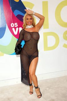 Coco Austin at the 2005 MTV Video Music Awards - Elle