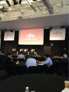 Just coming to Tech Symposium by @fujitsulabs #FLATS2014