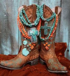 Old Mexico boots by Lane Boots
