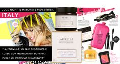 Grazia Italy says our Cell Revitalise Night Moisturiser is packed with pure botanical ingredients and a relaxing fragrance x
