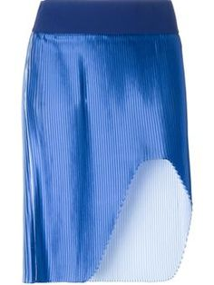 'Cobalt Manny' skirt $1,074 #Farfetch #fashion! #DesigerClothing