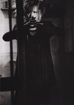 Ruki. The GazettE