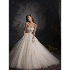 The same Lazaro dress. This will be my wedding dress