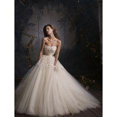 The same Lazaro dress. This will be my wedding dress