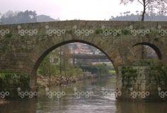 Ponte Romana sobre o Rio Vizela